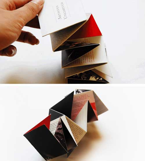Brochure Layout Examples: 55 Inspiring Designs to Draw