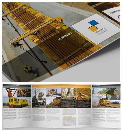 Brochure Layout Examples: 55 Inspiring Designs To Draw Inspiration