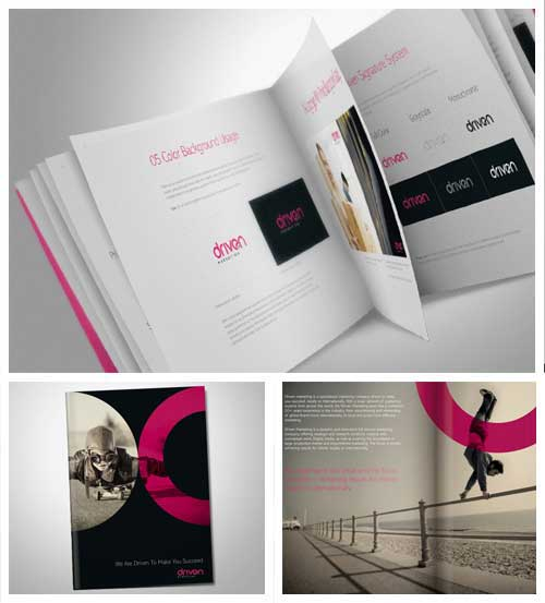 Brochure Layout Examples Inspiring Designs To Draw Inspiration - Elegant brochure templates