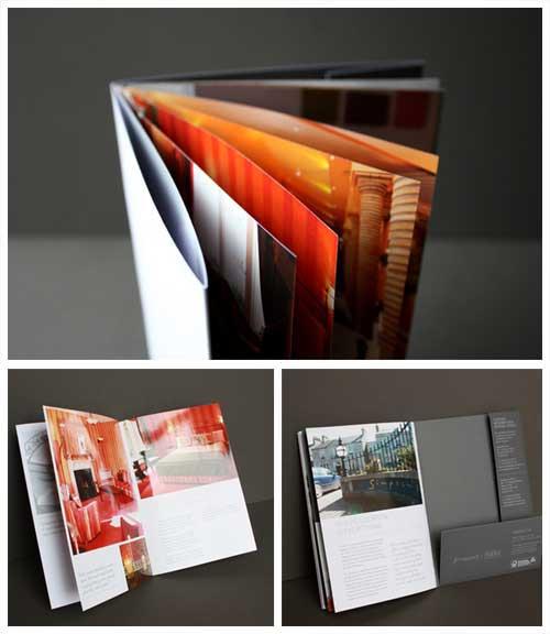 simple brochure examples