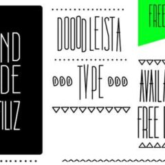Doodle Font Types for Creating Fun Designs