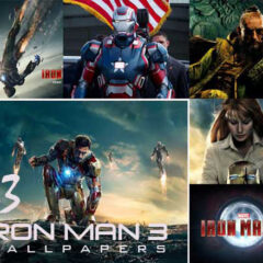 Iron Man Wallpapers: 30 High-Definition Desktop Backgrounds