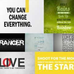 35 Motivational Quotes Wallpaper Designs