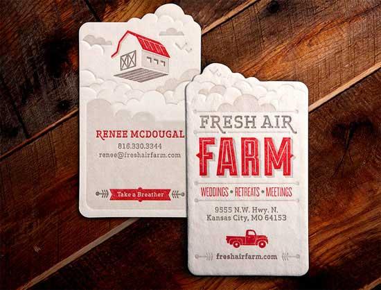 Die cut business card 55 custom shaped designs die cut business card reheart Images
