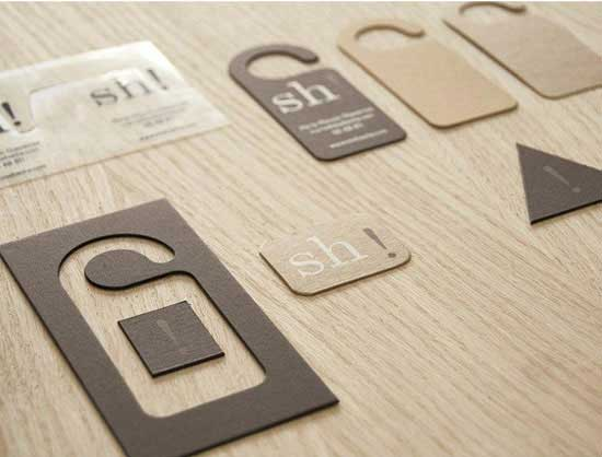 Die cut business card 55 custom shaped designs die cut business card wajeb Image collections