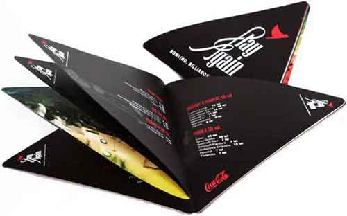 Restaurant Menu Design 33 Creative Examples For Inspiration