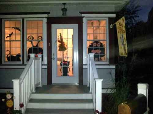 Halloween Decorating Ideas For Creating Eerie Yet Festive