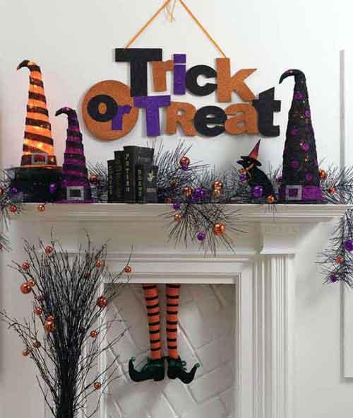 halloween decorating ideas - Halloween Decorations Indoor Ideas