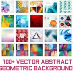 100+ Free Abstract Geometric Backgrounds