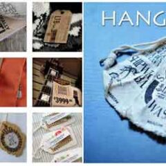 25 Luxurious Hang Tag Design Examples