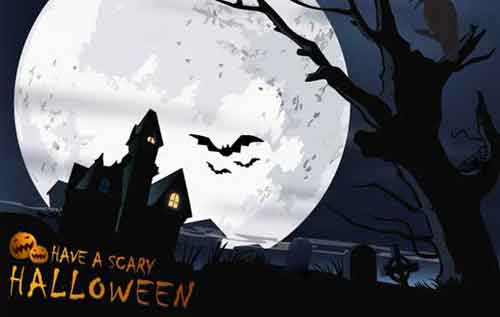 Halloween Poster Templates: 25 Editable Vector Files to Collect