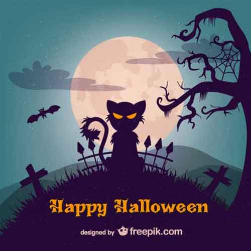 Halloween Poster Templates: 25 Editable Vector Files to Collect