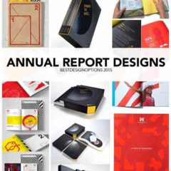 Annual Report Examples: 10 Colorful Design Ideas
