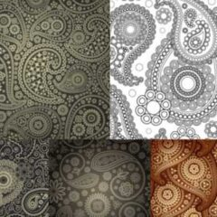 100+ Free Paisley Patterns Great as Backgrounds for Your Designs