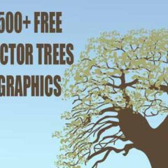 500+ Free Tree Vector Illustrations to Download