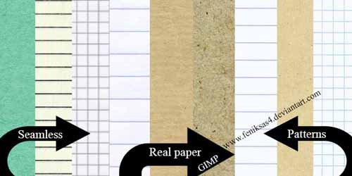 seamless paper