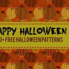 200+ Free Halloween Background Patterns to Collect