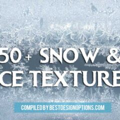50+ Free Ice and Snow Backgrounds Winter Holiday Designs