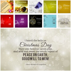 16 Free Christmas Wallpapers with Inspiring Quotes