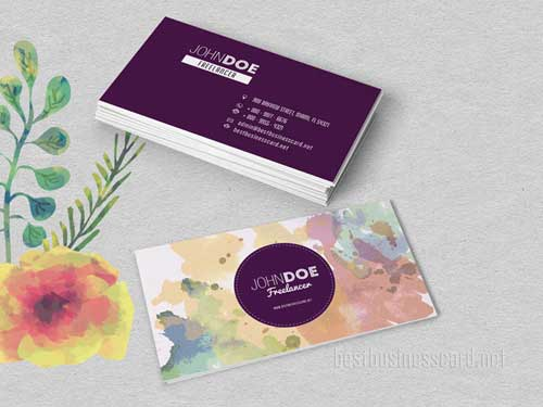 psd business card templates