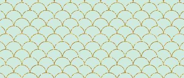 mint green background
