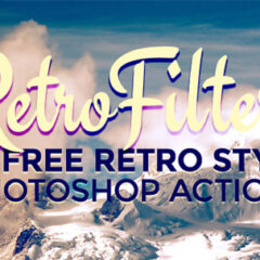 Create Old Photo Effects with 100+ Photoshop Actions