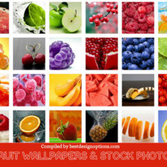 25 Free High-Definition Fruits Wallpapers and Stock Photos