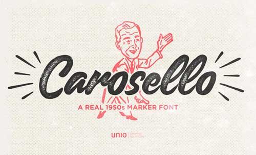 lettering font