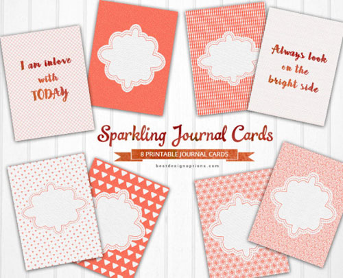 printable note cards