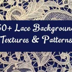 250+ Lace Backgrounds for Web and Print Designs
