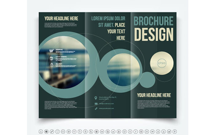 tri fold brochure template ai - tri fold brochure template 20 free easy to customize designs