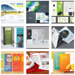 20 Free Tri-fold Brochure Templates to Download