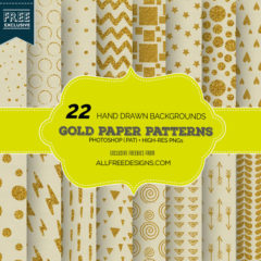 Glitter Paper Pack for Your Scrapbooking Projects