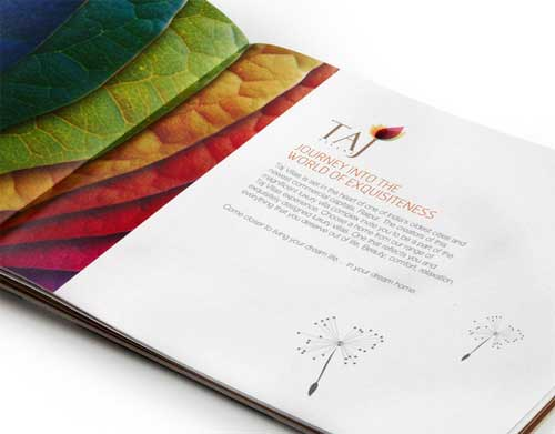 Brochure design inspiration 30 excellent examples for Real estate brochure design inspiration