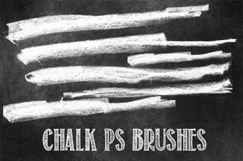 chalk brushes