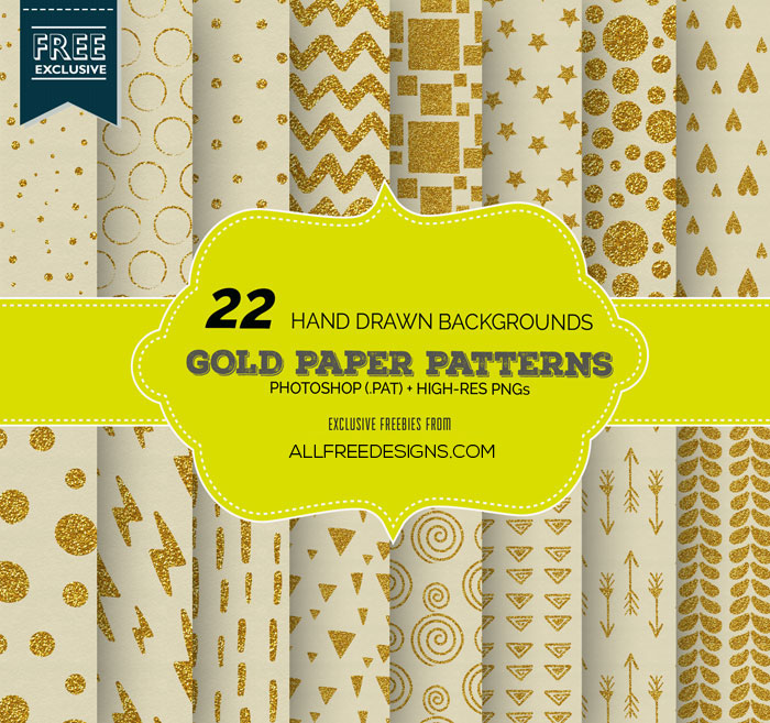 gold paper backgrounds