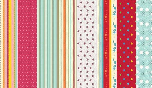retro patterns