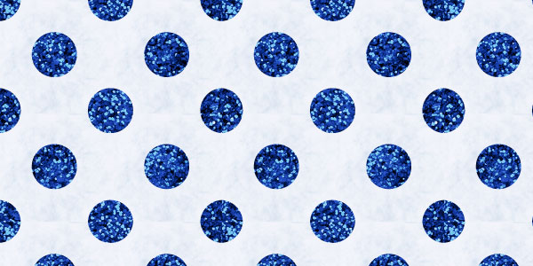 sparkly blue background