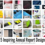 15 Fresh Annual Report Design Ideas Sure to Inspire You