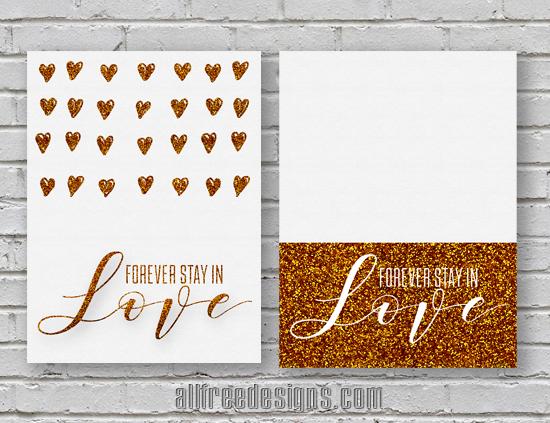printable love cards