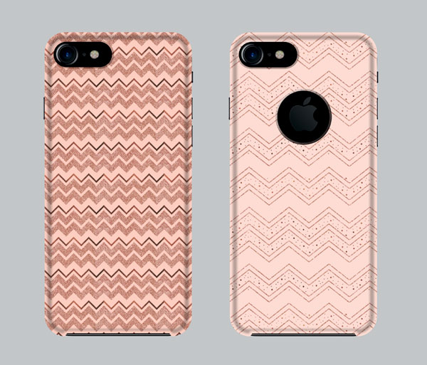 rose gold pattern