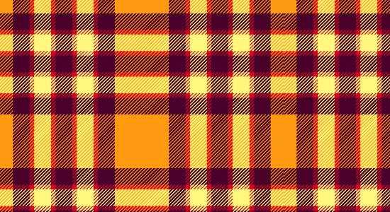 red plaid patterns