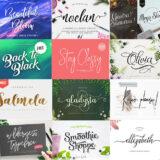 12 of the Best Free Feminine Fonts for Your Designs