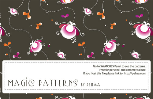Illustrator Patterns and Swatches You Can Download Free