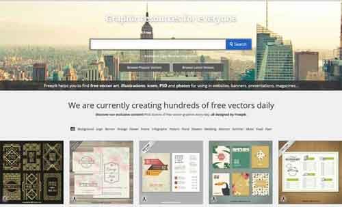 Free Vector Graphics: Best Websites to Download