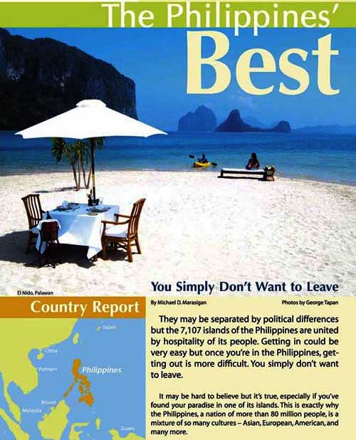 Travel Brochure Design: 40 Beautiful Examples