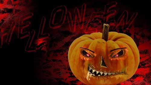 halloween wallpaper pumpkin