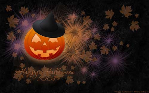 Halloween Wallpapers 30 Spooky Backgrounds For Your Desktop