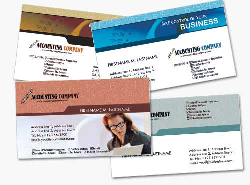 Free business card templates in photoshop format free business card templates accmission Gallery