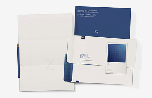 Letterhead Design: 35 Examples of Business Stationeries